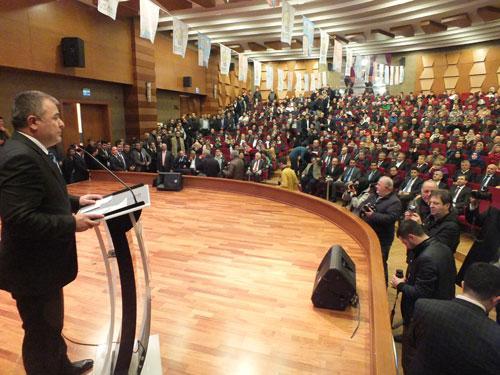 AK Parti Tuzla Meclis Üyelerini Tanıttı