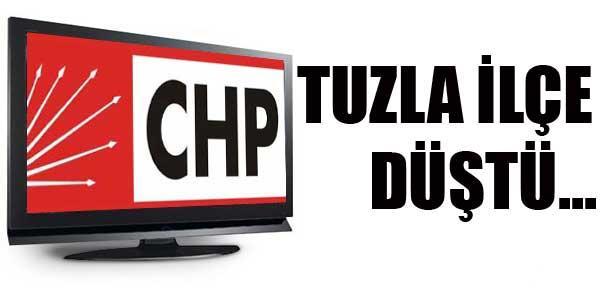 CHP Tuzla İlçe Yönetimi Düştü