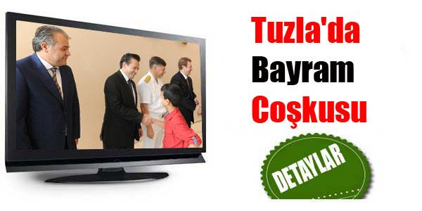 Tuzla'da Bayram Coşkusu