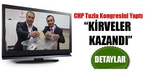 CHP Tuzla'da Kirveler Kazandı…