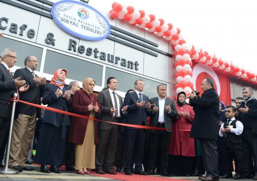 Şelale Restaurant&Cafe Açıldı...