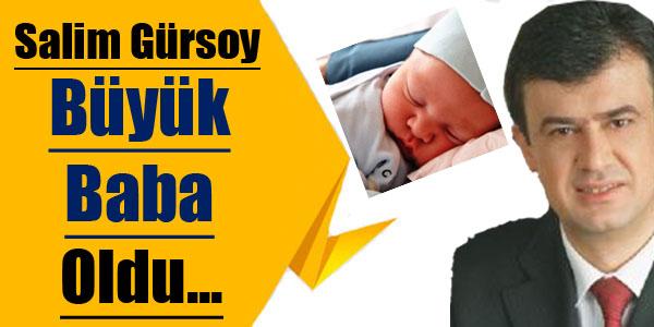 Salim Gürsoy Dede Oldu