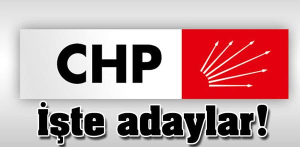 CHP İstanbul Milletvekili Aday Listesi Belli Oldu