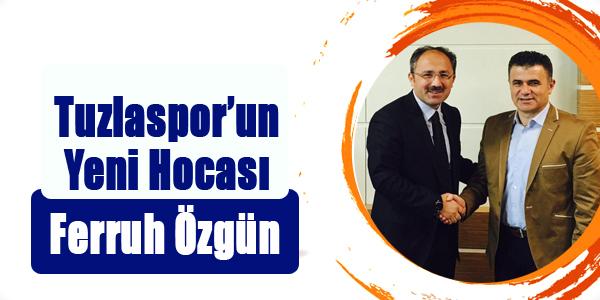 Tuzlaspor'un Yeni Hocası Ferruh Özgün…