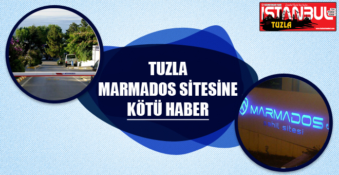 Tuzla Marmados Sitesi'nin işgal ettiği yollar açılıyor…