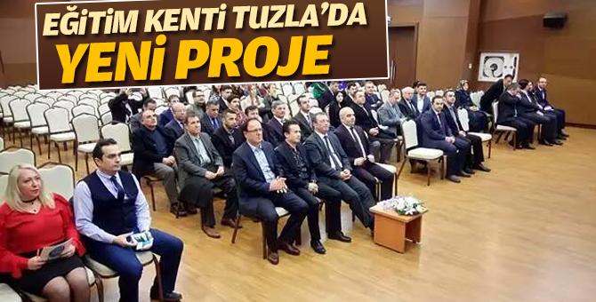 Eğitim Kenti Tuzla'da yeni proje: Potansiyelimi Keşfet...