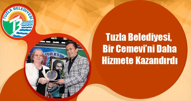 Tuzla Belediyesi,  Bir Cemevi'ni Daha Hizmete Kazandırdı