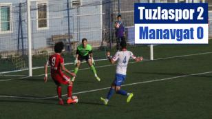 Tuzlaspor 2 Manavgat 0