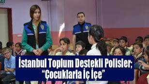 TDP; Çocuklarla İç İçe...