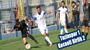 Tuzlaspor 1, Kocaeli Birlik 2...