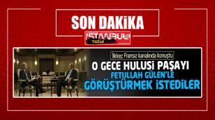Genel Kurmay Başkanını Fetullah Gülen ile görüştürmek istediler…
