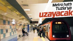 Kadıköy metrosu Tuzla'ya kadar uzayacak...