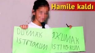 Ortaokul öğrencisi işitme engelli kıza tecavüz...