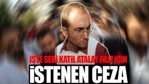 Atalay Filiz'e iki kez ağırlaştırılmış müebbet...