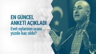 AK Parti'nin elindeki son anketi açıkladı...