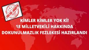 Kılıçdaroğlu ve Şaban Dişli Hakkındaki Dokunulmazlık Fezlekesi Meclis'e gönderildi