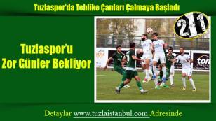 Sivas Belediyespor 2 -Tuzlaspor 1