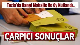 Türkiye seçimini yaptı. Tuzla seçimini yaptı…