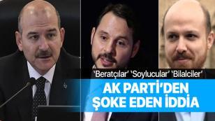 AK Parti'de Gruplaşma: Beratçılar, Soylucular, Bilalciler...
