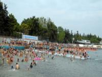 Tuzla Halk Plajı Suyu Analiz Edildi