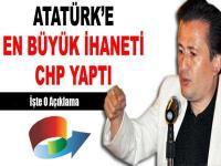 Yazıcı ;Atatürk'e En Büyük İhaneti CHP Yaptı