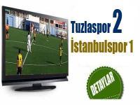 Tuzlaspor 2 İstanbul Spor 1