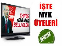 Kılıçdaroğlu, CHP MYK Üyelerini Belirledi