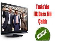 Tuzla'da İlk Ders Zili Heyecanı