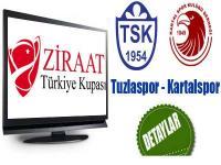 Tuzlaspor'un Rakibi Kartalspor