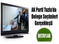 AK Parti Tuzla Delege Seçimlerini Tamamladı