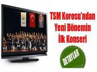TSM Korosu'ndan Yeni Dönemin İlk Konseri