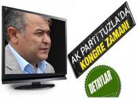 AK Parti Tuzla'da Demirci Tek Aday