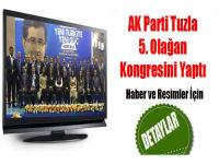 AK Parti Tuzla Kongresini Yaptı