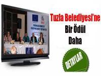 Tuzla Belediyesi'ne Kurumsal Sosyal Sorumluluk Ödülü