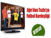 Ağrı'dan Tuzla'ya Futbol Kardeşliği