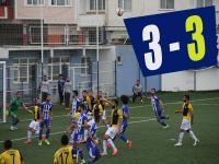 Tuzlaspor 3 Kırkhanspor 3