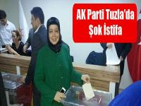 AK Parti Tuzla'da Şok İstifa