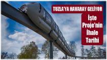 Tuzla'ya Havaray Geliyor...
