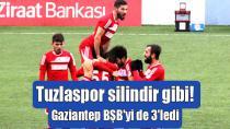 Tuzlaspor 3 Gaziantep Büyükşehir Belediyespor 1