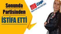 Hatice Bayram CHP'den İstifa Etti…