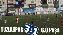 Tuzlaspor 3 - G.O Paşa 1