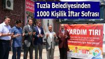 Tuzla Belediyesi, Suriyeli Sığınmacılara 44. Yardım TIR'ı.