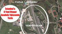 İstanbul'a 6 Yeni Otogar Geliyor.
