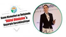 Tuzla Belediyesi; Dijital Dönüşüm'ü Başarıyla Gerçekleştiriyor