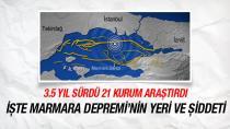 Marmara Depremi kaç büyüklüğünde olacak şok araştırma!