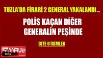 Tuzla'da 2 General Gözaltına Alındı...