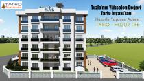 """Tuzla'nın yükselen değeri Tario İnşaat'tan """"Tario Huzur Life"""""""