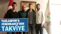Tuzlaspor'a Fenerbahçe'den takviye...