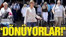 Thomas Cook: Turistler Türkiye'ye dönüyor...