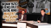 Dr. Şadi Yazıcı: Fikri Olmayan Kafada Küfür Olur...
